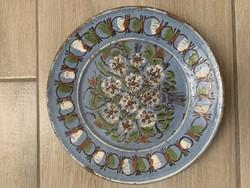 Kék mázas antik tányérok NYARALÁSRA GYŰJTÖK