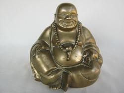 Réz Buddha szobor súlyos darab