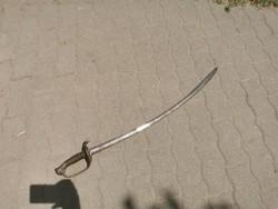 Francia tiszti kard, 1800 2. fele