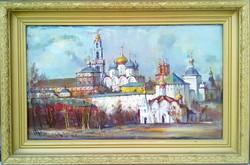 Festmény, A. Vlaszov, 2000