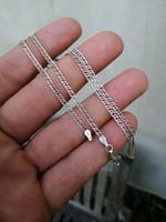Szép ezüst nyaklánc