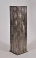 Szecessziós váza, tervező: Hans Ofner 1905