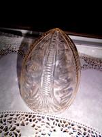 Antik  csiszolt  lámpabura