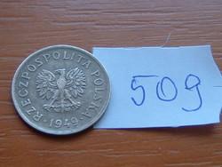 LENGYEL 10 GROSZY 1949 80% réz, 20% nikkel #509