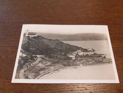 Régi képeslap 1942 Tihany levelezőlap