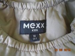MEXX Kids 93 méret,2 éves kislánynak,gumis sarafan tépőzáras zsebekkel