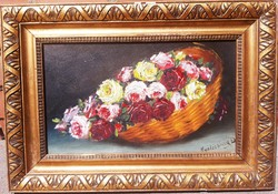 Mesterházy Dénes: Rózsák