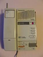Működőképes üzenetrögzitős analog telefon