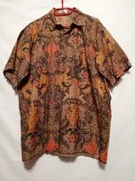 46-os férfi pamut ing.