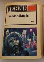 Jules Verne / Verne Gyula könyvek
