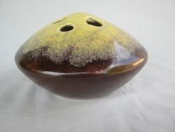 Retro ... Bodrogkeresztúri kerámia ikebana váza