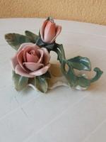 Rózsák - német Enns porcelán