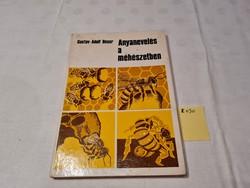 Anyanevelés a méhészetben Gusta-Adolf Oeser