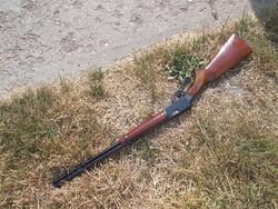 Winchester alsó kulcsos karabély, puska riasztós átalakítás