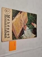 Méhészet Romániában folyóirat 1981 április