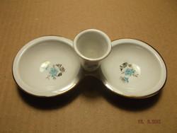 """"""" Drasche""""- Kőbányai porcelán sótartó ---1---"""