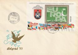 Európai Biztonsági és Együttműködési Értekezlet 1977.  Belgrád blokk