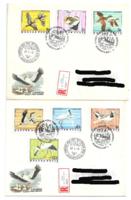 Hortobágy madarai bélyegeken