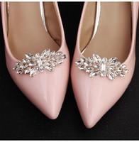 Esküvői, menyasszonyi, alkalmi cipődísz, cipőklipsz ES-CK02