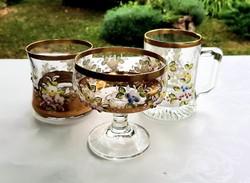 Muránói poharak