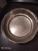 Ezüst kínáló tál súlya 314.96 gramm