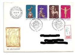 Kincsek a Magyar Nemzeti Múzeumból, bélyegeken