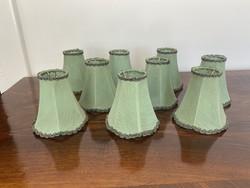 Lámpaernyő csillárra/ falikarokra 9db