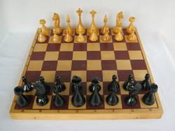 Fa sakk sakk-készlet