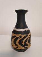 Gorka Lívia váza (jelzett)