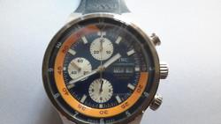 IWC SCHAFFHAUSEN chronograph automata valjux 7750 nem eredeti férfi karóra