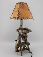 Régi asztali lámpa