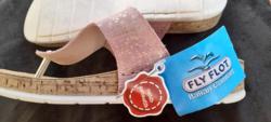 Fly Flot női bőr papucs 38-as méret
