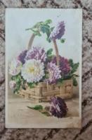 3. Régi képeslap bélyeggel 1928