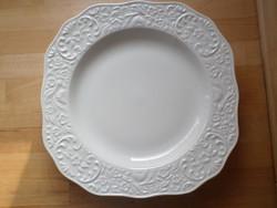 Arzberg Bavaria fehér porcelán tál tányér 28,5 cm