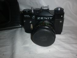 Zenit  TTL szovjet fényképezőgép