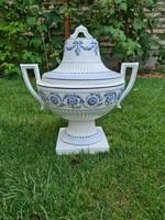 SZENZÁCIÓ! Limitált VILLEROY & BOCH váza 250 éves jubileumra