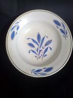 Wilhelmsburgi régi tányér