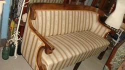 Originál eredeti bieder ülőgarnitúra.