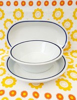 Alföldi porcelán tányérok
