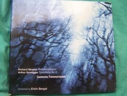 Richard Strauss, Arthur Honegger, Camerata Transsylvanica, Erich Bergel – Metamorphosen / Symphony N