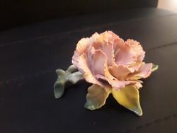 Ens  porcelan virág