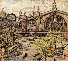 """Le Masne- """"La Gare du Nord"""""""