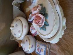 Retro porcelán csomag