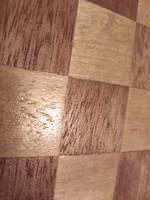 Sakk tábla - intarziás