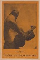 Hegyi József Tinódi Lantos Sebestyén  Szigetvár Város Tanácsa 1968  Értékes , ritka monográfia  Tinó