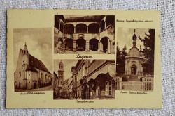 Régi képeslap Sopron