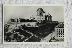 Régi képeslap Esztergom Bazilika