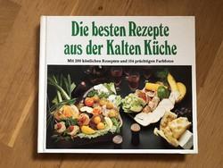 Die besten Rezepte aus der Kaltes Küche - 1978 - német nyelvű könyv