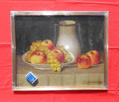 Dobay Ferenc festménye