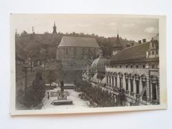 G21.332 Régi képeslap  Miskolc  Szabadség -tér 1952